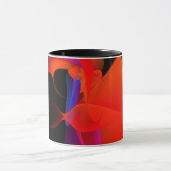 Digital Art Tasse