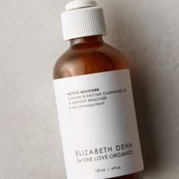 One Love Organics Elizabeth Dehn Vitamin B Enzyme Cleansing Oil & Makeup Remover in White Size: One Size Bath & Body