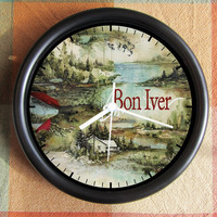 BON IVER  Justin Vernon GRAMMY Best New Artist by Backstreetcrafts