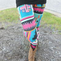 Living on the Edge Leggings