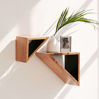 Cleo Geo Triangle Shelf | Urban Outfitters