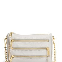 Women's Rebecca Minkoff 'Mini 5 Zip' Convertible Crossbody Bag