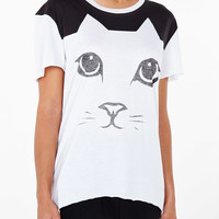 Cat Tee By Zoe Karssen