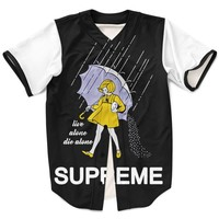 Salt Supreme Baseball Jersey