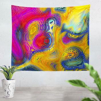 Creative Explosion Tapestry