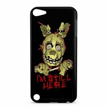 Five Nights At Freddy S Springtrap iPod Touch 5 Case