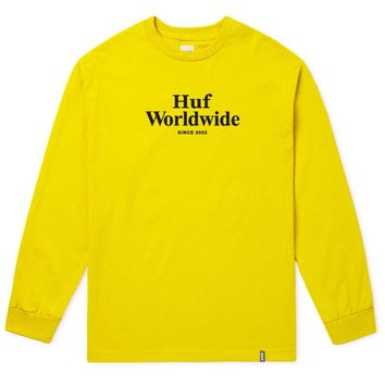 Worldwide Long Sleeve Tee
