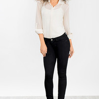 Junior Luxe Skinny Jean