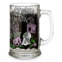 disney parks tankard mug attraction poster art haunted mansion 14 oz new