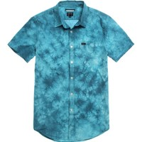 RVCA That'll Do Tie Dye Woven Shirt - Mens Shirt