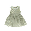 Neiman Marcus for Target Baby Girls Bow-Back Lace Trim Party Dress