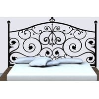 Wall Decor Decal Sticker Removable Vinyl headboard A02