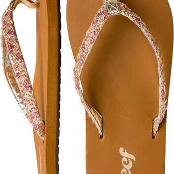 REEF LITTLE TWISTED STARS SANDAL