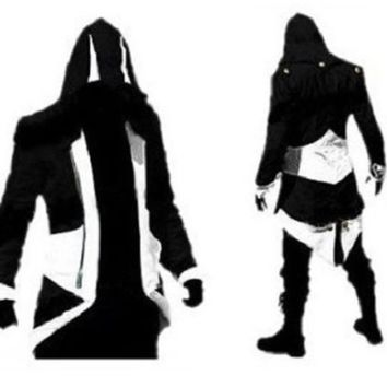 Assassin's Cosplay Overcoat