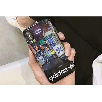ADIDAS Clover Sports Series iPhone7/8 All-inclusive Mobile Phone Case F-OF-SJK #3