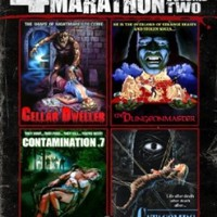 Scream Factory All Night Horror Marathon, Vol. 2 (Cellar Dweller, Catacombs, The Dungeonmaster & Contamination 7)