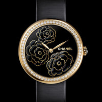 CHANEL - Watchmaking - MADEMOISELLE PRIVÉ CAMÉLIA watch - H3567
