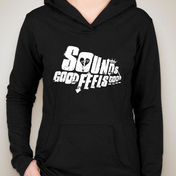 "5 Seconds of Summer 5SOS ""Sounds Good, Feels Good"" Unisex Adult Hoodie Sweatshirt"