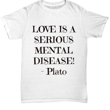 Love Is A Disease - Plato - BL