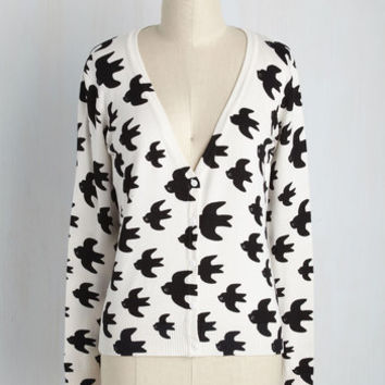 Birds with Friends Cardigans