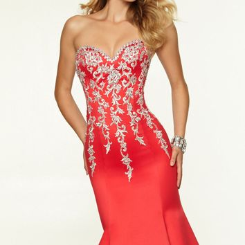 Paparazzi by Mori Lee 97058 Dress