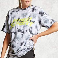 Active High Sport Graphic Tee