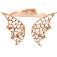 Stephen Webster Bat Wings Diamond Ring - Jewellery Atelier - Farfetch.com