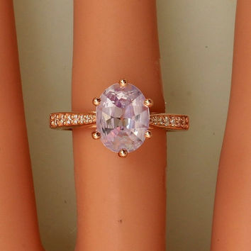 engagement earth halo lavender ring custom brilliant sapphire rings