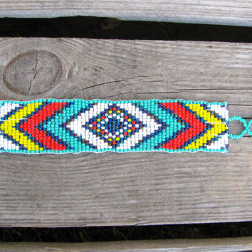 Part of the Tribe Bracelet {Turquoise}