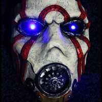 Borderlands Custom Psycho Bandit Mask