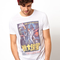 ASOS T-Shirt With Star Wars Print
