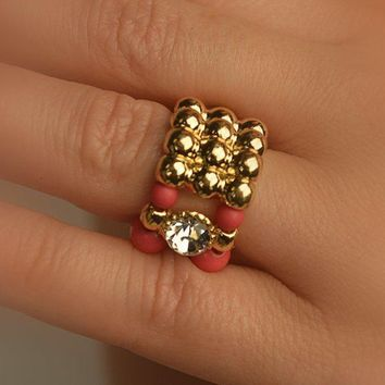 Dual Colored Ring