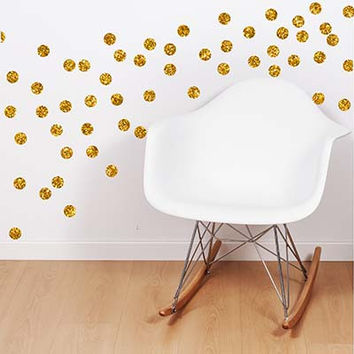 Polka Dot 3 Vinyl Wall Decal Sticker