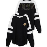 Purdue University Varsity Pocket Crew - PINK - Victoria's Secret