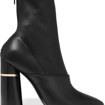 3.1 Phillip Lim - Kyoto leather ankle boots