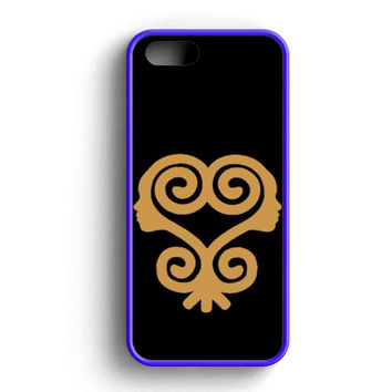 Sankofa T Shirt African Symbols iPhone Case For iPhone SE, 5s, 5c, 4