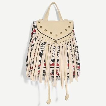 Tribal Backpack for Your Little Miss