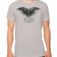 Game Of Thrones All Men Must Die Slim-Fit T-Shirt 2XL