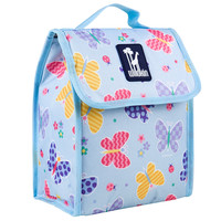 Olive Kids Butterfly Garden Munch 'n Lunch Bag - 55113