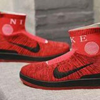 ONETOW Nike Air Force One 'Red' Hight TOP Sneaker