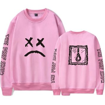 Lil Peep Hoodies Funny Comfortable sweatshirts Fashion Harajuku New European Style no cap  men and women lil peep Hoodie HN003