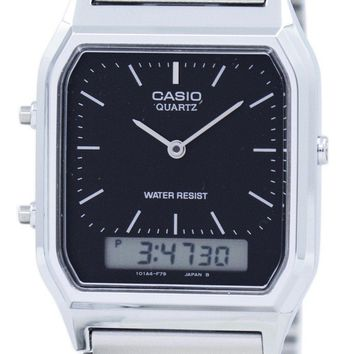Casio Youth Quartz Analog Digital AQ-230A-1DHDF AQ230A-1DHDF Men's Watch