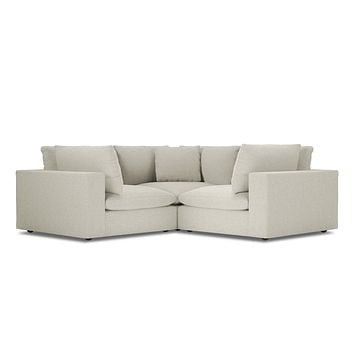Goliath 3-Piece Modular L-Sectional Sofa