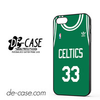 Celtics Basketball Jersey For Iphone 5 Iphone 5S Case Phone Case Gift Present YO
