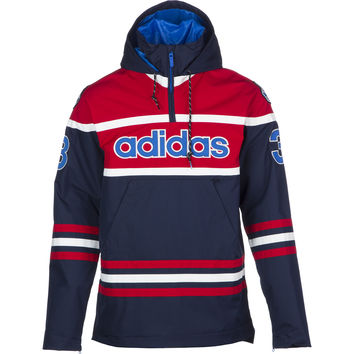 adidas 2 Minute Warning Jacket - Men's Collegiate Navy,