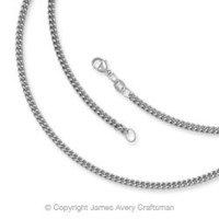 Medium Heavy Curb Chain from James Avery