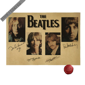 Beatle 16X12 Wall Poster
