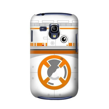 P2783 BB-8 Droid Robot Minimalist Phone Case For Samsung Galaxy S3 mini