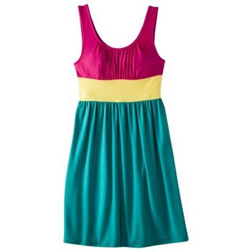 Mossimo Supply Co. Juniors Colorblock Dress - Assorted Colors
