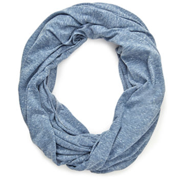 FOREVER 21 Heathered Infinity Scarf